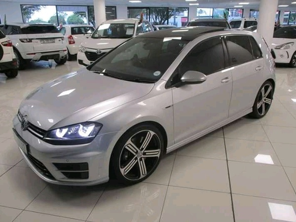 2016 vw golf 7 gti picture