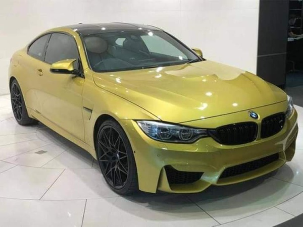 2017 bmw m4 picture