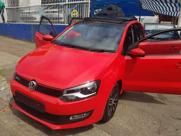 2016 vw polo gti picture