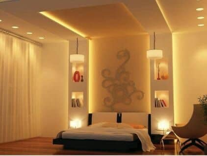 Modern ceiling & lighting picture