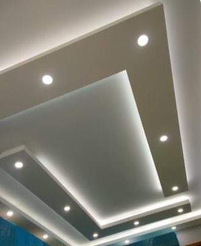 Ceiling & lighting picture