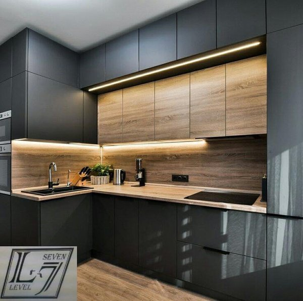 Kitchen cupboards picture