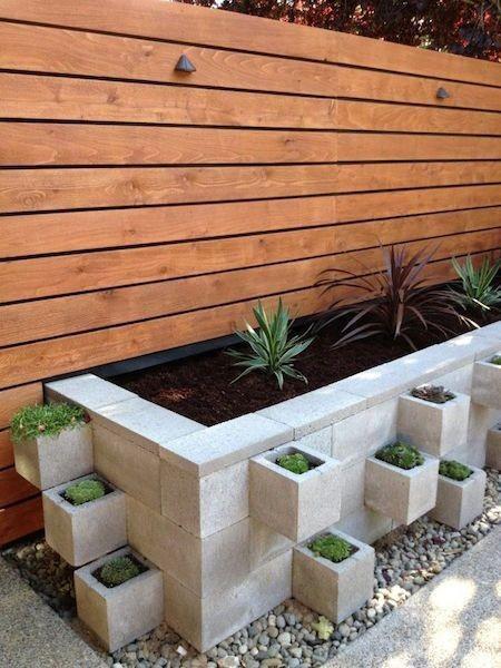 Garden deck picture