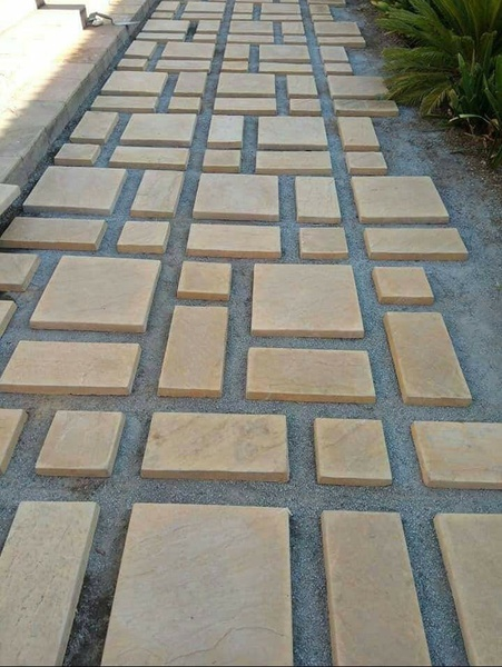 Paving picture