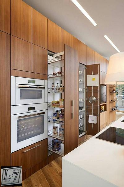 Melamine kitchens/metre span picture