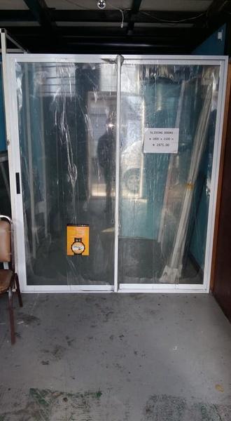 Sliding door picture