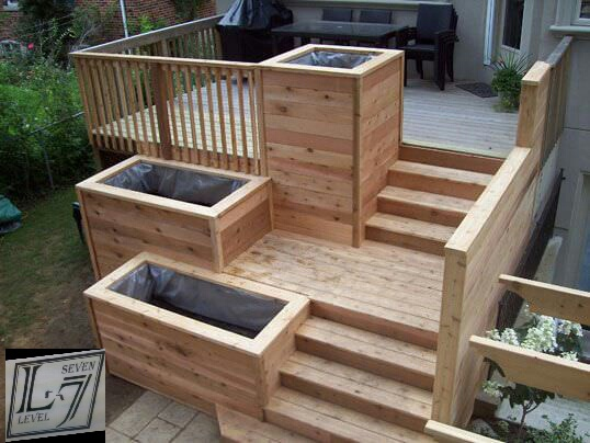 Decking picture