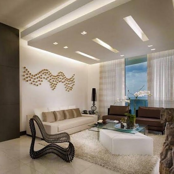 3d ceiling and lighting/sq.m picture