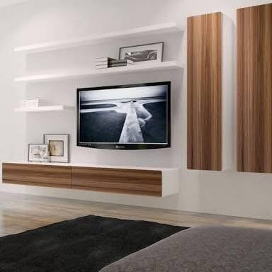 Wall mounted tv stand picture