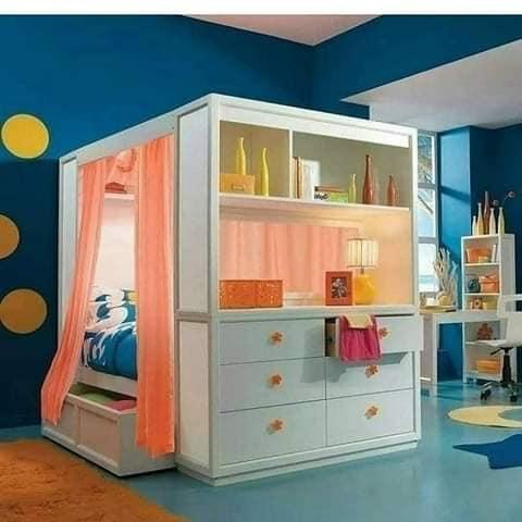 Kiddies bedroom picture