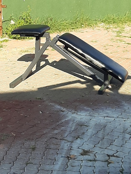 Multifunctional bench picture