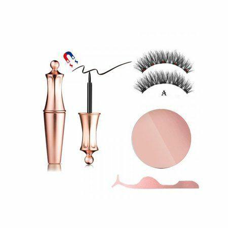 Magnetic eyeliner & eyelashes picture