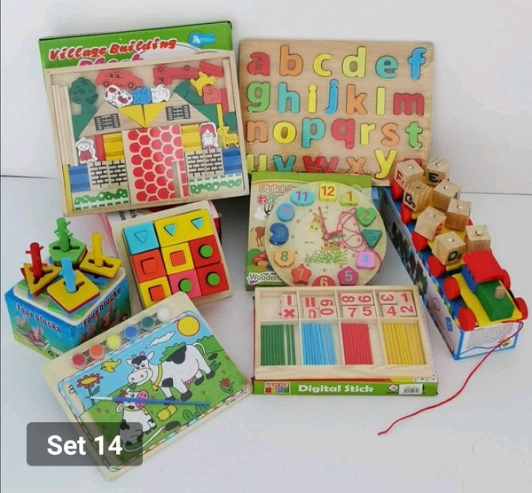 Learning set 14 picture