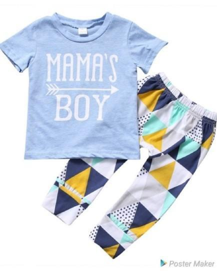 Mama's boy outfit picture
