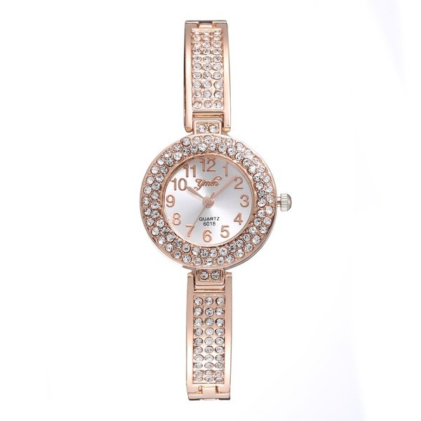 Women full personality watch picture
