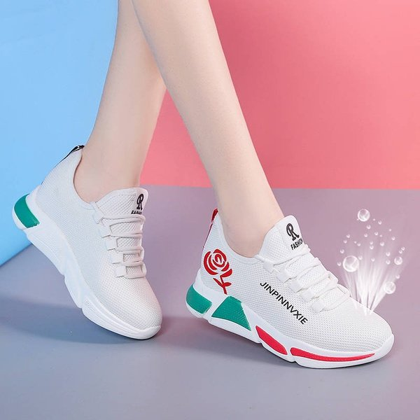 Women's casual sneakers picture