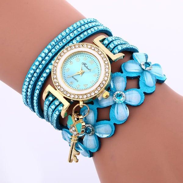 Ladies bracelet watch picture