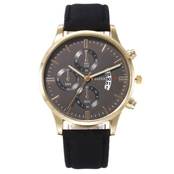 Fashion trend bussines watch for men picture