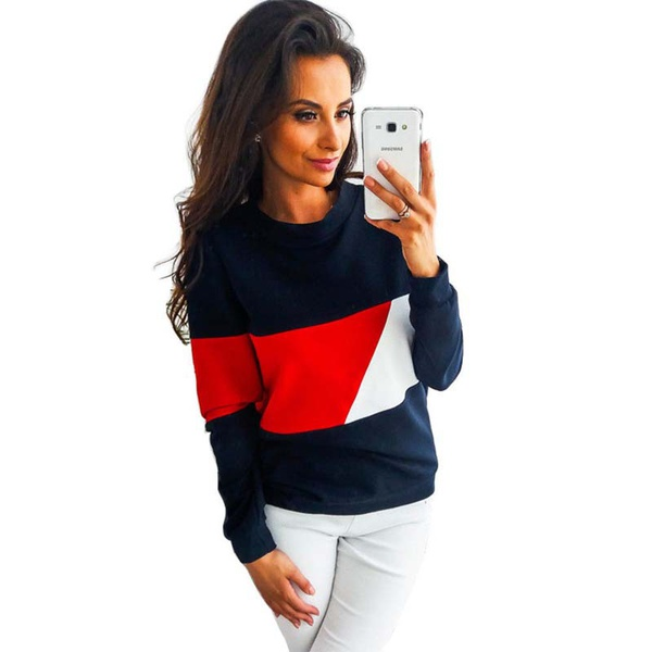 Women's casual sweater top picture