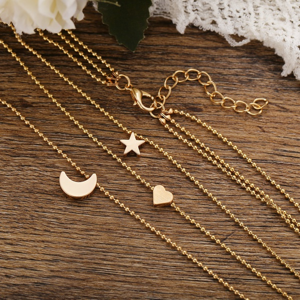 New gold pendants picture