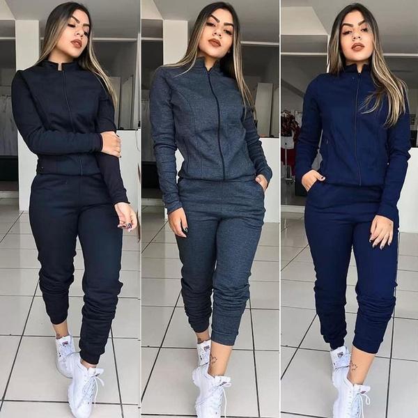 Women's two piece set wear picture