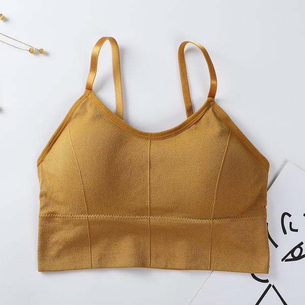 Suspended girly underwear sports vest picture