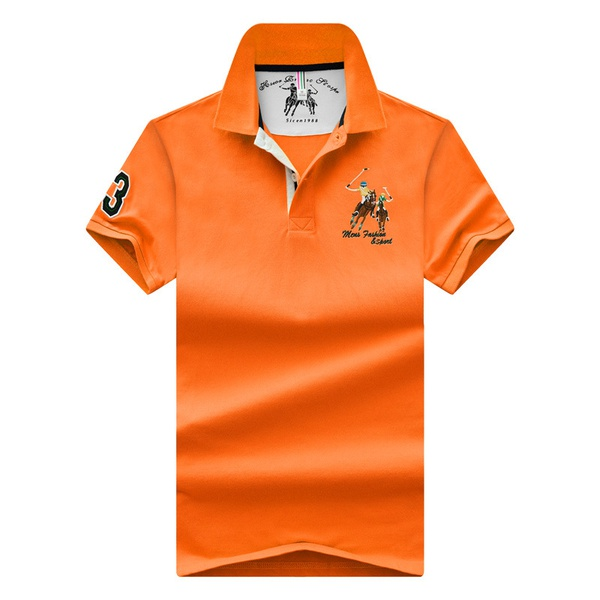 Spring and summer polo t shirt for men picture