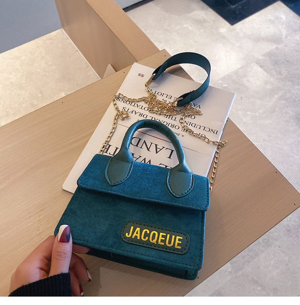 Mini niche shoulder hand bag picture