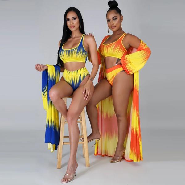 Women's bikini swimwear picture