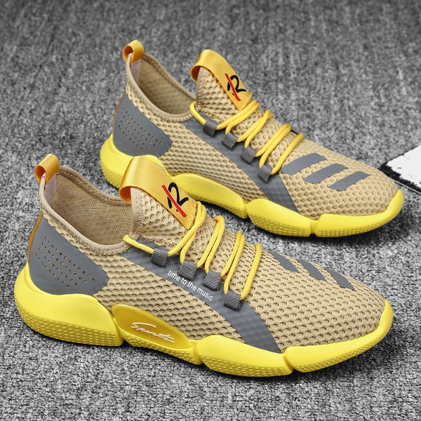 Versital fashion mesh surface shoes for men picture