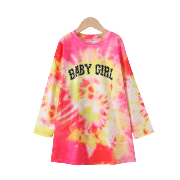 Girls dress picture