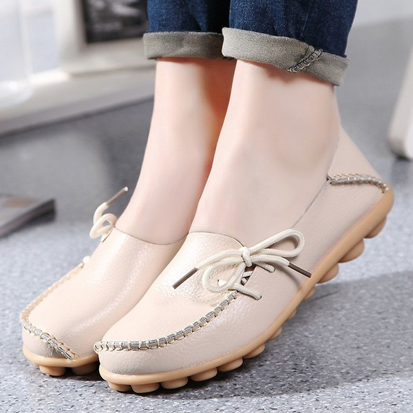 Casual an comfortable large size women's shoes picture