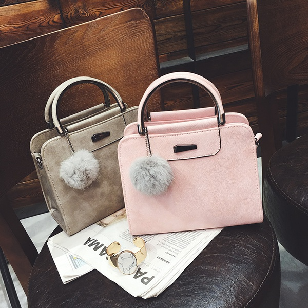 Frosted square women's bag picture