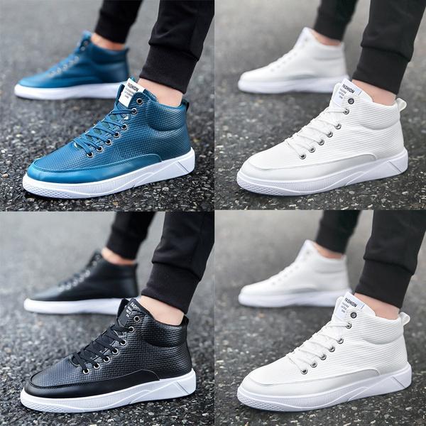 Men's lace up shoes picture