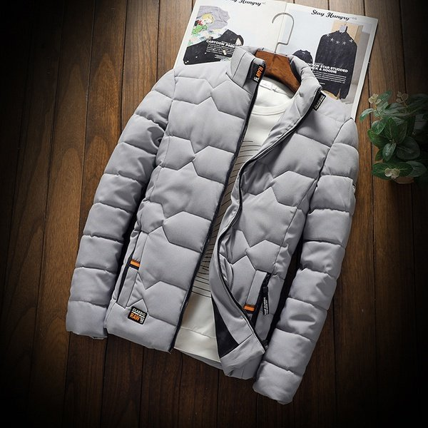 Thick warm cotton coat jacket picture