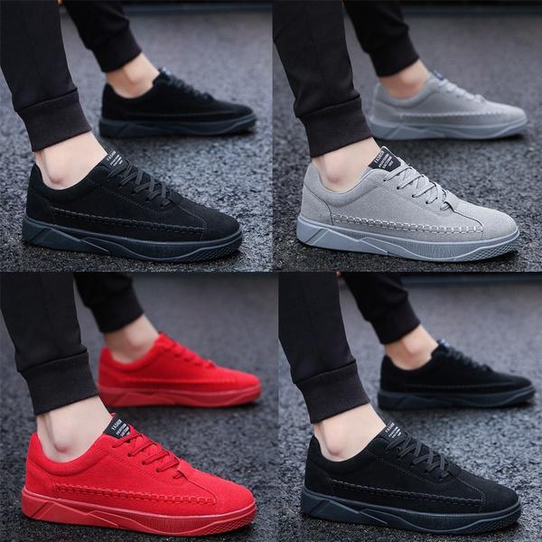Men's leisure social trends shoes picture