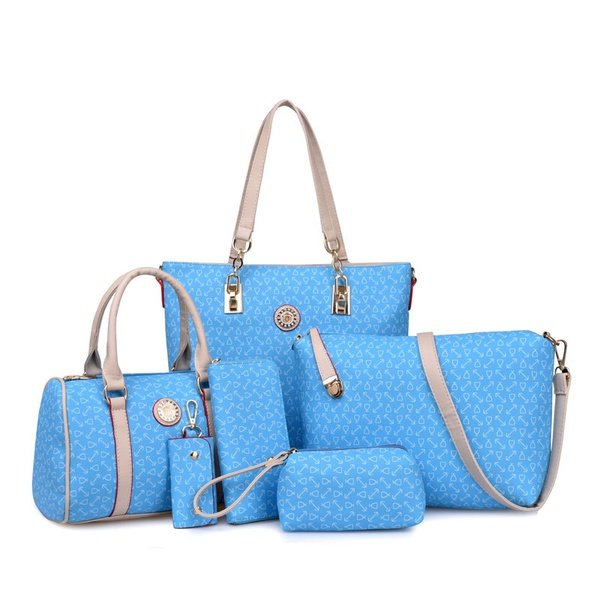 Mother & son six piece bag picture