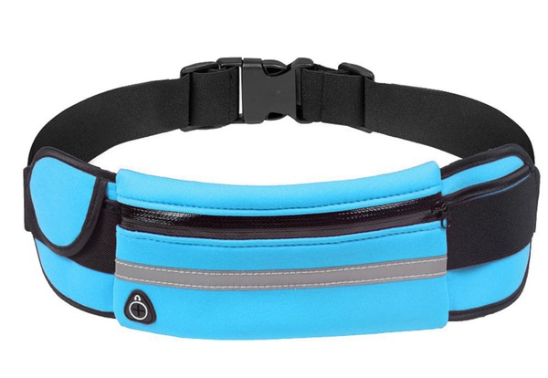Fitness running waterproof bodypack picture
