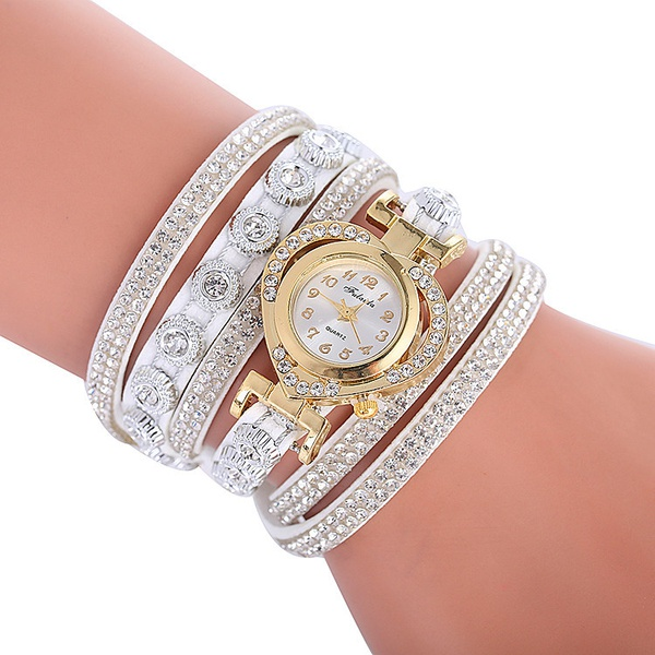 Woman's bracelet watch picture