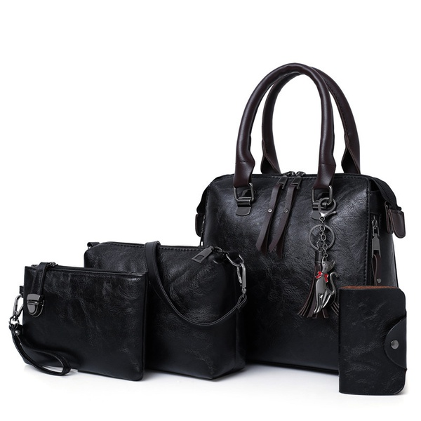 Multi piece mother and child bag picture