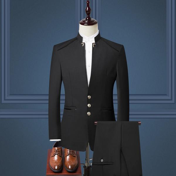 Men's business suits picture