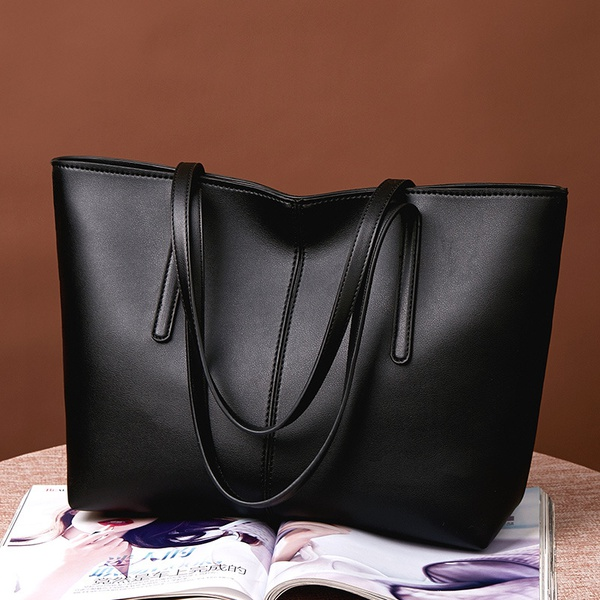 Lading tote bag pu womens bag picture