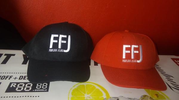 Ffj basic 6 panel caps picture