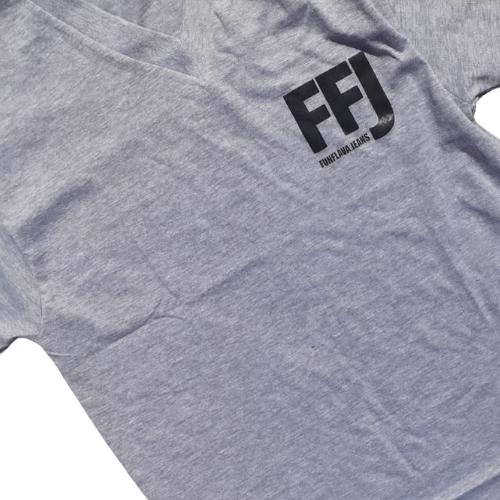Ffj unisex classic v-neck tee picture