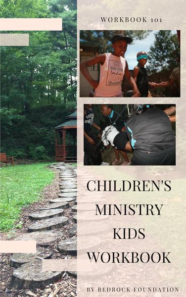 Children's ministry workbooks picture