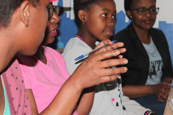 Children's ministry teachers skills development training picture