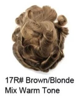 Super thin skin pu hair toupee picture