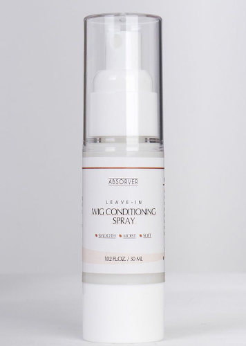 Leave-in hair conditioning spray for hairpieces and natural hair 80ml picture