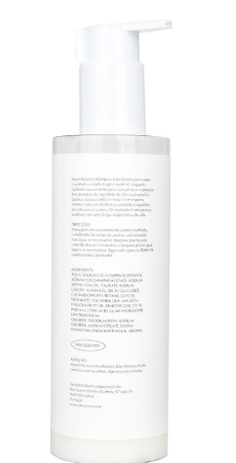 No more damage amino acid balance shampoo for hairpieces and natural hair picture