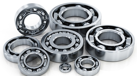 Industrial bearings picture